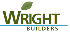 Wright Builders, Inc. Retina Logo